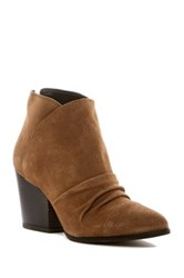 Sheridan Mia Pointed Toe Bootie Brown