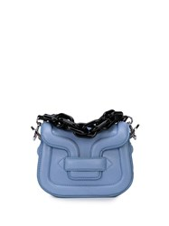 Pierre Hardy Small Alphaville Shoulder Bag Blue