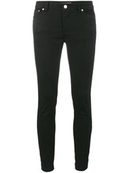 Givenchy Star Motif Jeans Black