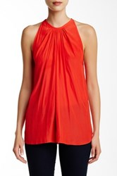 Ramy Brook Paris Halter Top Red