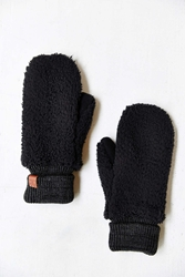 Bickley Mitchell X Uo Fleece Lined Sherpa Glove Black