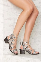 Shellys London Agnes Leather Heel