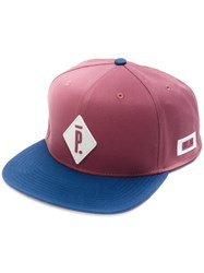 Nike Pigalle Ball Cap Cotton Pink Purple