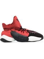 Y 3 Red And Black