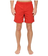 The North Face Pull On Guide Trunks Pompeian Red Men's Shorts Beige