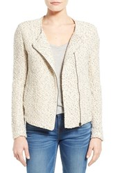Women's Kut From The Kloth Tweed Moto Jacket