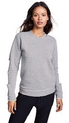 Alala Cypher Sweatshirt Heather Gray