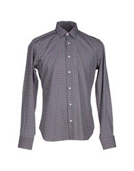 Tonello Shirts Shirts Men Slate Blue