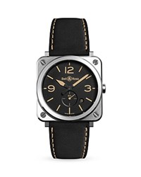 Bell And Ross Brs Steel Heritage Watch 39Mm Black