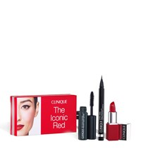 Clinique The Iconic Red Unisex