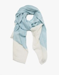 A Peace Treaty Majira Blue Scarf