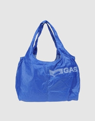 Gas Jeans Gas Large Fabric Bags Blue