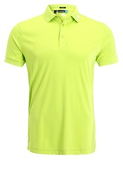J. Lindeberg J.Lindeberg Tour Polo Shirt Lime Light Green