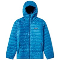 Patagonia Down Sweater Hoody Blue