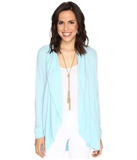 Lilly Pulitzer Cassine Cardigan Sparkling Blue Women's Sweater