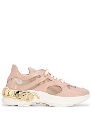 Casadei Dynamic Sneakers Pink