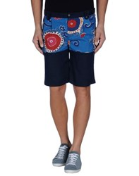 Daniele Alessandrini Trousers Bermuda Shorts Men