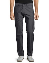 Hugo Boss Maine Texutred Pants Black