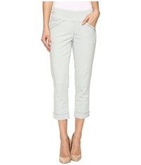 Jag Jeans Marion Crop In Bay Twill Soft Sage Women's Green