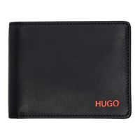 Hugo Black Subway Wallet