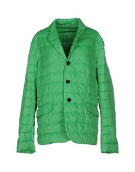 Club Des Sports Jackets Green