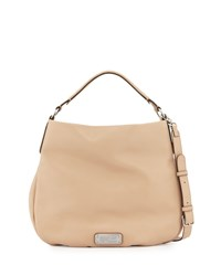 New Q Hillier Hobo Bag Cameo Nude Marc By Marc Jacobs