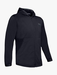 Under Armour Vanish Woven Training Jacket Black Pitch Grey