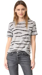 Zoe Karssen Tiger Tee Grey Heather