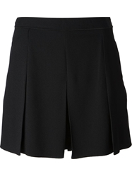 Proenza Schouler Pleated Shorts Black