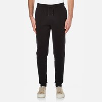 Polo Ralph Lauren Men's Rib Cuffed Jog Pants Black