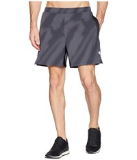 Asics Condition Graphic 6 Shorts Performance Black