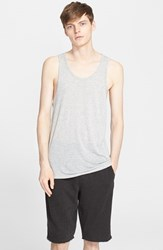 Atm Anthony Thomas Melillo Men's Lightweight Jersey Tank Top Heather Grey