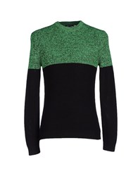 Surface To Air Knitwear Jumpers Men Green