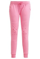 True Religion Tracksuit Bottoms Pink