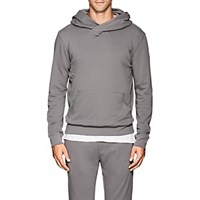 Atm Anthony Thomas Melillo Cotton French Terry Hoodie Gray