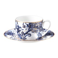 Roberto Cavalli Azulejos Teacup And Saucer