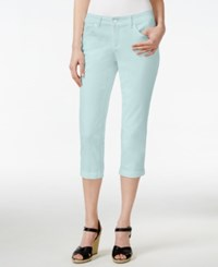 Vintage America Boho Cropped Jeans Only At Macy's
