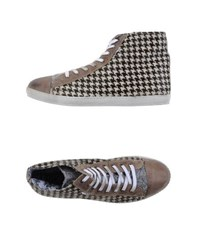 Le Crown Footwear High Tops And Trainers Men