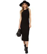 Only Lyna Midi Dress Black Cloud Dancer Women's Dress