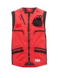 Helly Hansen Cedar Technical Gilet Red