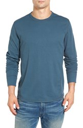 Jeremiah Men's Larsen Zigzag Thermal T Shirt Stargazer