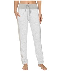 Hard Tail Sport Lounger Pants Heather Grey Women's Casual Pants Gray