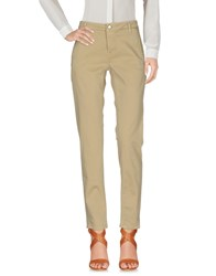 Selected Femme Casual Pants Beige