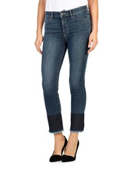 Paige Straight Fit Jeans Sherwood