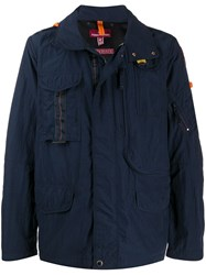 Parajumpers Concealed Zipped Utility Jacket 60