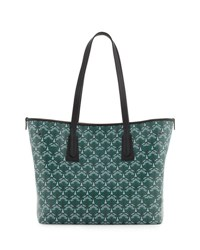 Liberty London Little Marlborough Iphis Print Tote Bag Green
