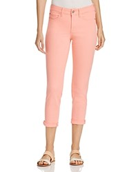 Nydj Alina Legging Ankle Jeans In Pale Guava
