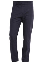 Reiss Trousers Airforce Dark Blue