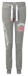 Superdry Track And Field Joggers Grey