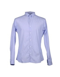 Billtornade Long Sleeve Shirts Azure
